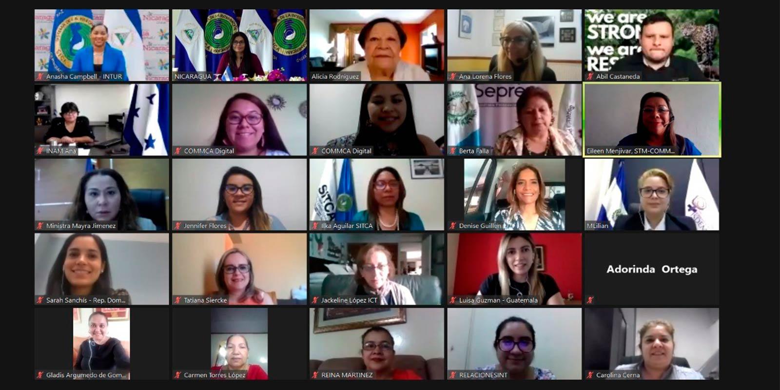 Nicaragua-en-reunión-intersectorial-del-Commca-y-CCT