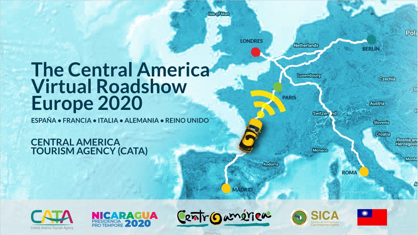 The Central america virtual Roadshow Europe