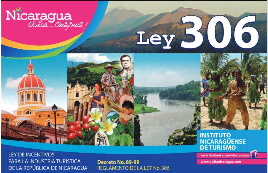 Ley 306-Nicaragua