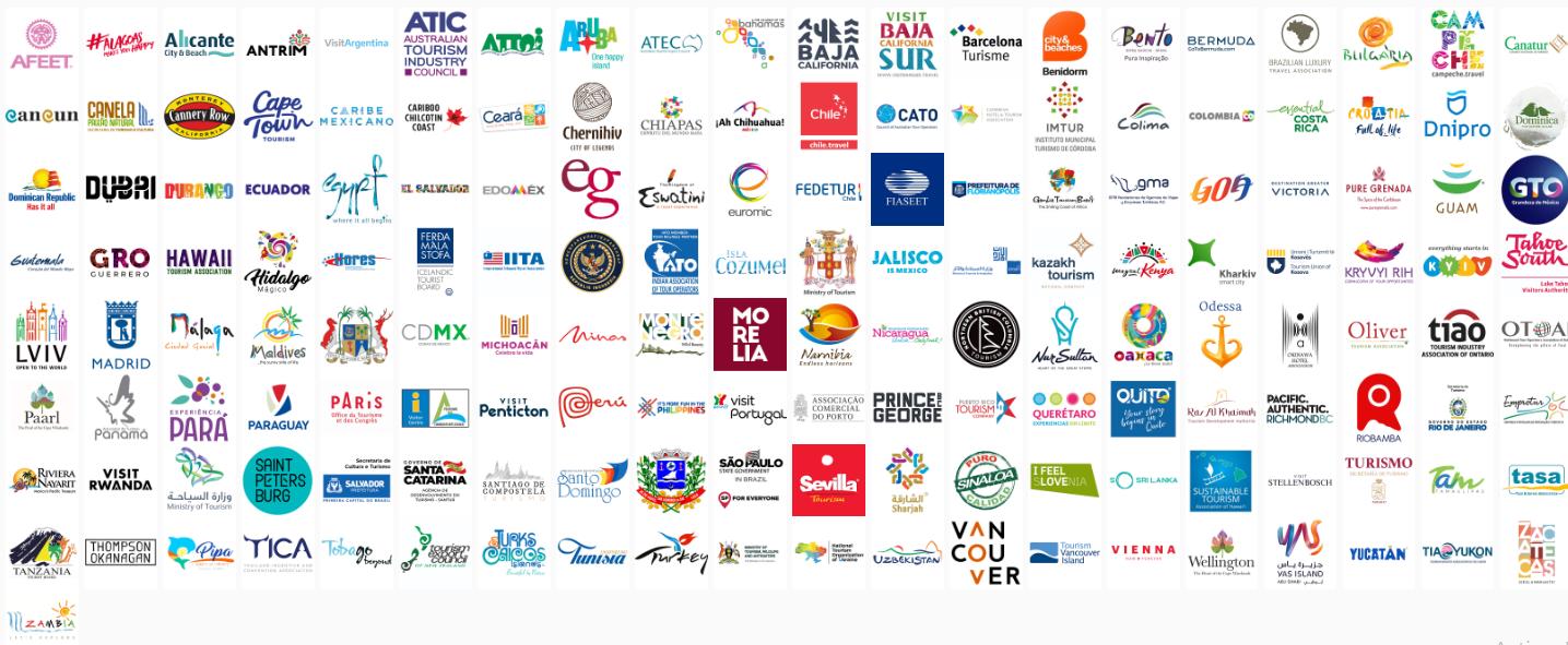 200 destinos en el mundo con sello seguro