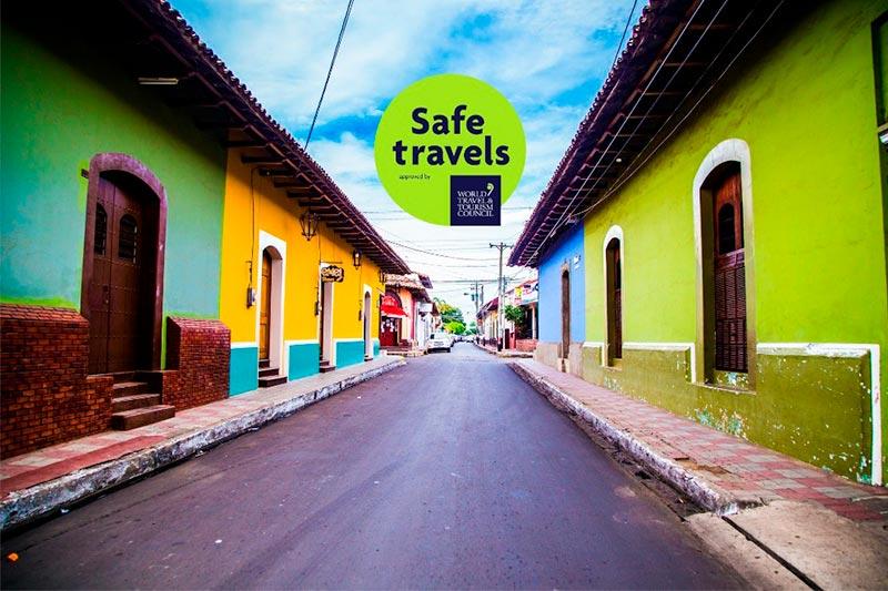 Nicaragua-obtiene-sello-de-viaje-seguro-de-WTTC