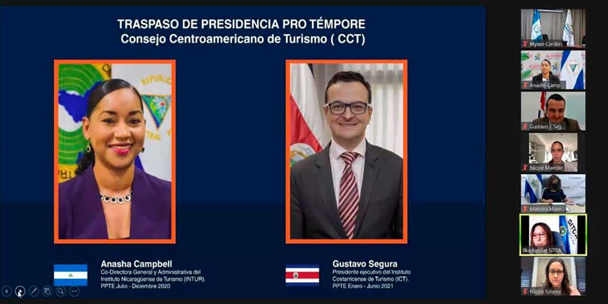 Nicaragua-traspasa-presidencia-pro-tempore-2021-Turismo