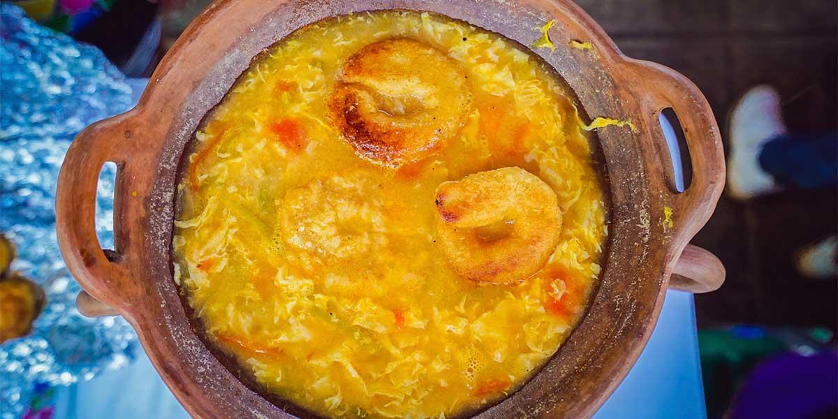 sopa-de-queso-Nicaragua-