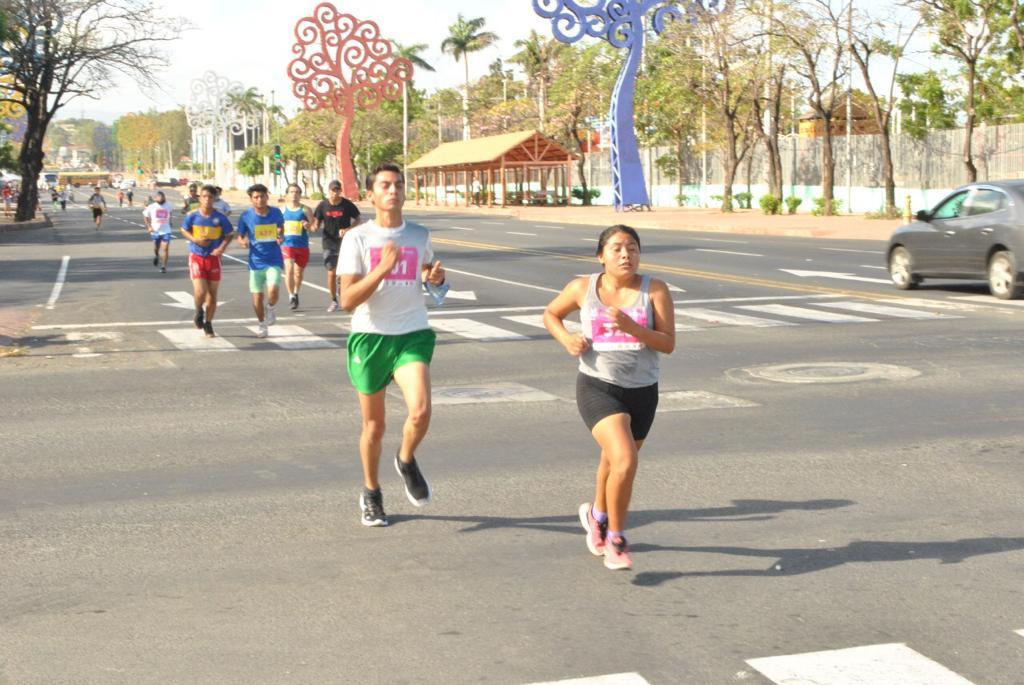 semana santa 2021- Maraton Bienvenida al verano