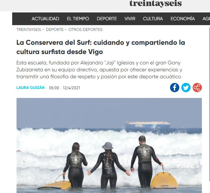 Conservera del Surf