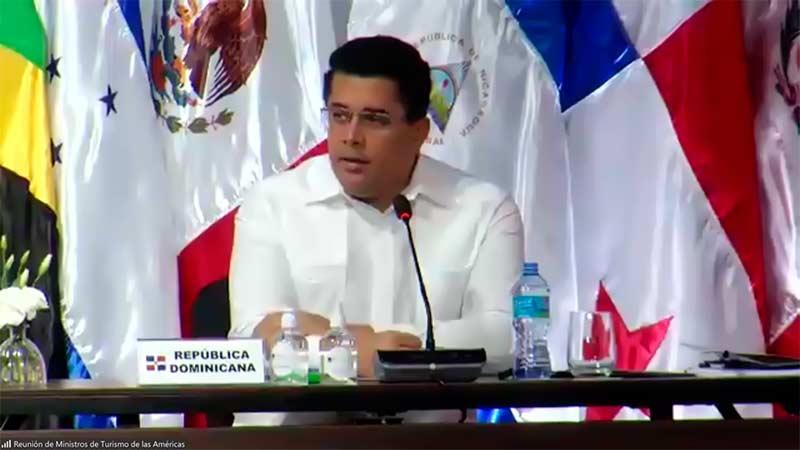 David-Collado,-ministro-de-Turismo-de-República-Dominicana