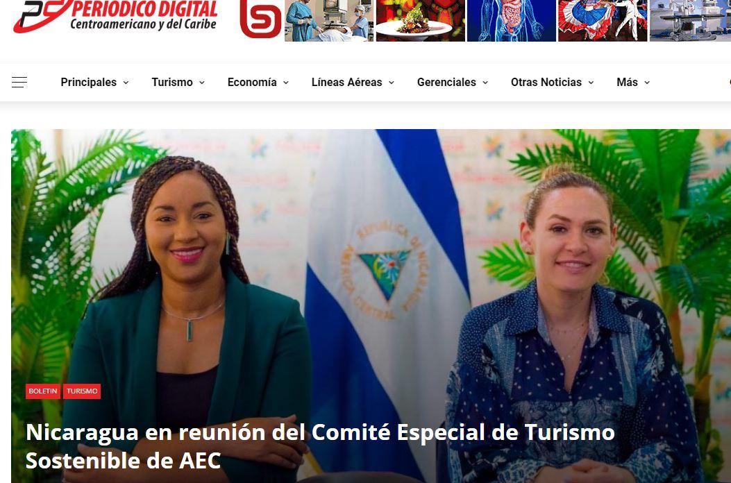 Turismo Sostenible de AEC