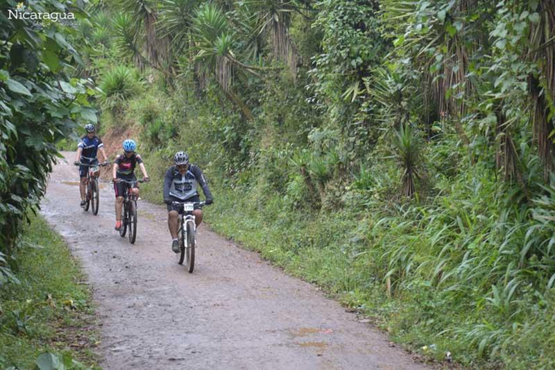 Ciclismo-de-montaña,-Nicaragua