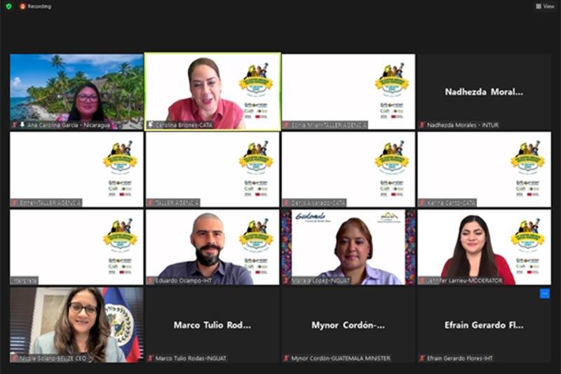 Nicaragua-concluye-participación-en-The-Central-America-Virtual-Roadshow-2